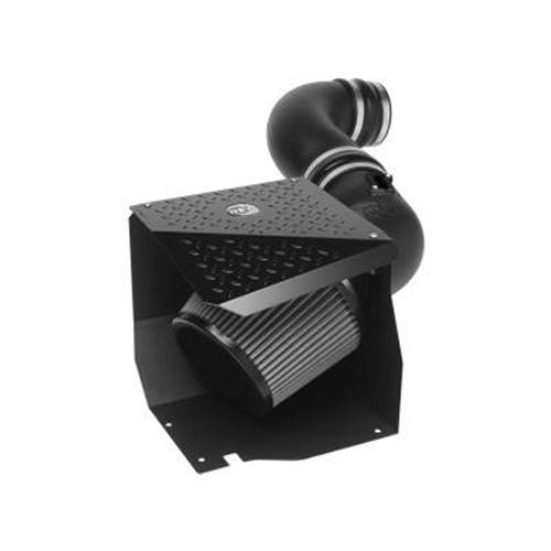 51-10882 - aFE Pro Dry S Performance Cold Air Intake System for 2006-2007 GMC/Chevy Duramax 6.6L LBZ Diesels