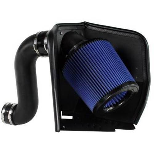 54-10412 - AFE Stage II Cold Air Intake System - Pro 5R for 2003-2007 Dodge Cummins 5.9L Diesels