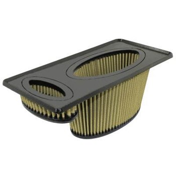 73-80202 - aFE Proguard 7 Performance air filter for your 2011-2016 Ford Powerstroke 6.7L Diesel