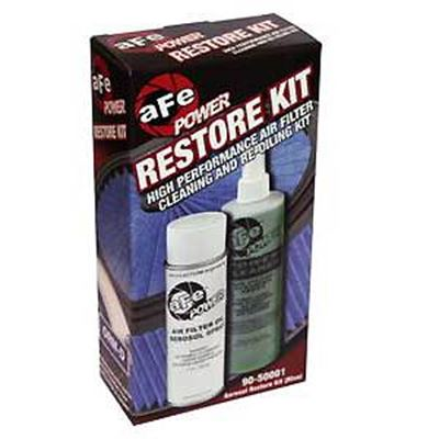 90-50001 - aFE Pro5R Cleaner and Re-Oiling Restore Kit