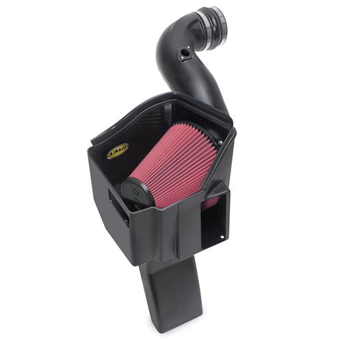 201-219 - Airaid SynthaMax Cold Air Intake System - Dry - GM 2007-10