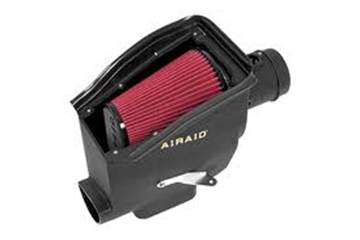 Image de Airaid SynthaMax Cold Air Intake System - Dry - Ford 2008-10
