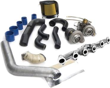 Picture for category Twin Turbo Kits