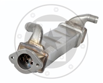 6700002 - Bullet Proof EGR Cooler - Horizontal - Ford 2008 - 2010