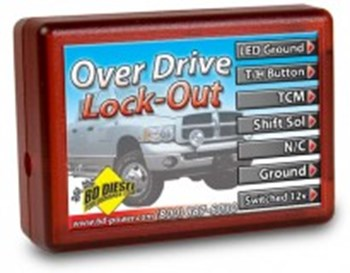 Picture of Lockout Overdrive Disable Switch - Dodge 2005