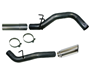 830 - Flo-Pro 4-inch DPF Filter Back Exhaust - Aluminized Ford 2008 - 2010