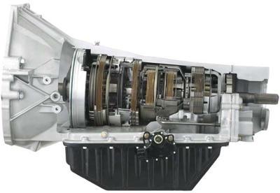 1064462 - BD Heavy Duty Performance Transmission - 2WD Ford 2003-04