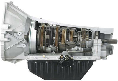 1064464 - BD Heavy Duty Performance Transmission - 4WD Ford 2003-04