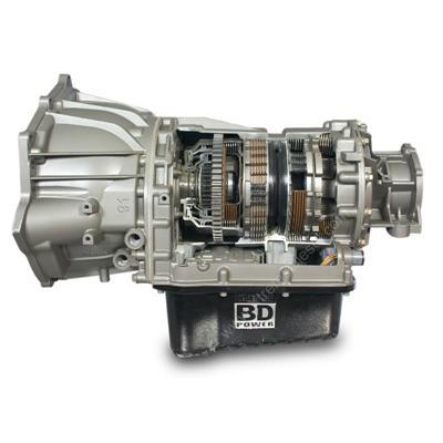 1064704 - BD Heavy Duty Performance Transmission - 4WD GM 2001-04 LB7