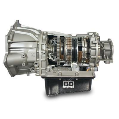 1064732 - BD Heavy Duty Performance Transmission - 2WD GM 2006-07 LBZ