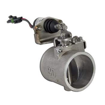 1036720 - BD Positive Air Shut Down Valve - Automatic Shutdown Dodge 2003 - 2007