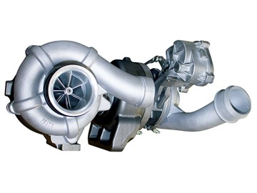 Image de BD Stock OEM 6.4L Twin Turbo Assembly Ford 2008 - 2010