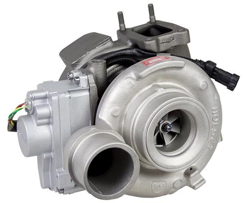 BD Reman Holset OEM Turbocharger - Dodge 2007-2012