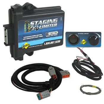 1057722 - BD Staging Limiter for 2011-2018 Ford Powerstroke 6.7L and 2007-2018 Dodge Cummins 6.7L diesels