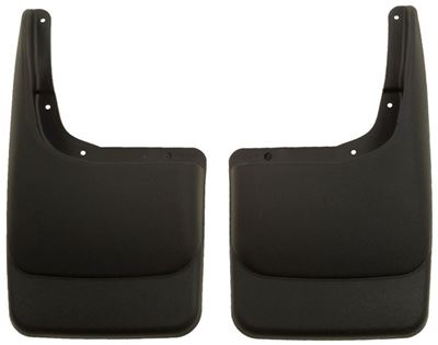 57601 - Husky Mud Guards - Rear - Ford 2004-2014 F-150