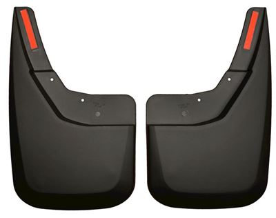 57881 - Husky Mud Guards - Rear - GM 2015-2018 SRW