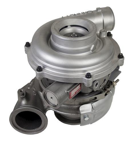 BD Reman Factory Turbocharger - GM 2006-2007 LBZ