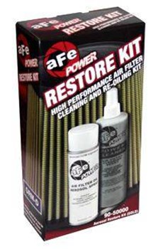 90-50000 - aFE Proguard 7 Air Filter Restore Kit