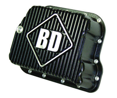 1061501 - BD Aluminum Deep Sump Transmission Oil Pan - Dodge 1989-2007