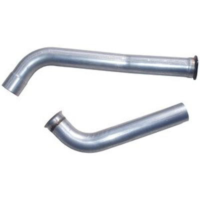 DA6206 - MBRP 3.5-inch Down Pipe - Aluminized Ford 2003 - 2007