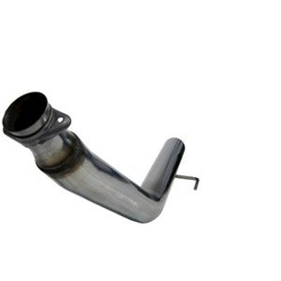 DS9401 - MBRP 4-inch Down Pipe - Stainless (T409) Dodge 1994 - 2002