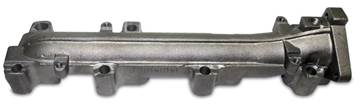 1041460 - BD Exhaust Manifold - Full Bore - Drivers Side - GM 2001 - 2010