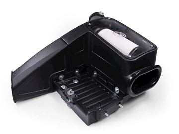 75-5062D - S&B Cold Air Intake System (Dry & Disposable Air Filter) for 1999-2003 Ford Powerstroke 7.3L diesel trucks