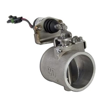 1036712-M - BD Positive Air Shut Down Valve - Manual Shut Down - GMC 2004.5-2010