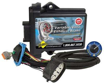 2001020 - BD Variable Vane Exhaust Brake - GM 2006-2007
