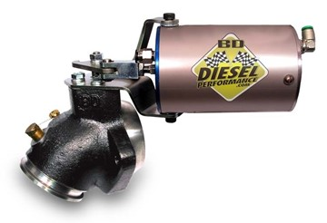 2033137 - BD Exhaust Brake Kit - Turbo Mount - Dodge 1998.5-2002