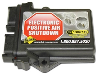 1036751 - BD Electronic Engine Shutdown (EPAS) - Dodge 2010-2018