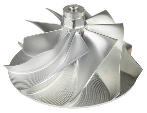 1047001 - BD Billet Compressor Wheel - Ford 1999 - 2003