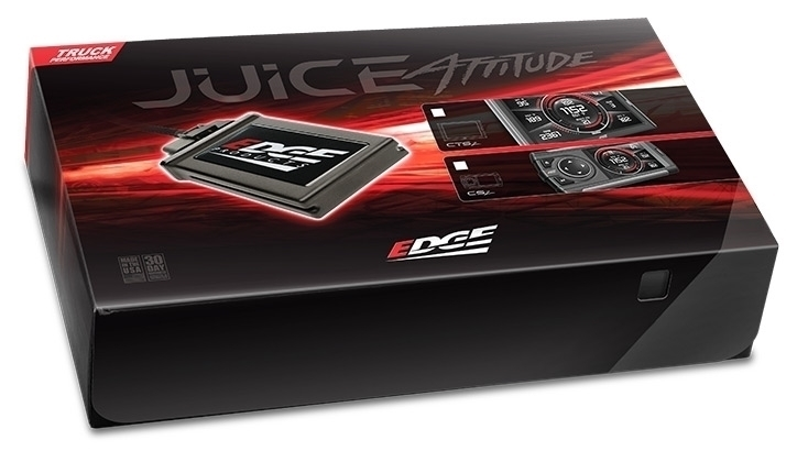 31401 - Edge Juice w/ Attitude CS2 - Color Screen - Dodge 2001-2002