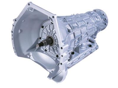 1064442F - BD Heavy Duty Performance Transmission - 2WD Ford 1999 - 2003