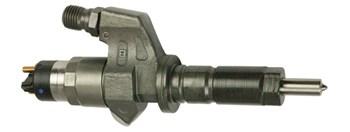 0986435502 - Bosch Common Rail Fuel Injector - Reman - GM 2001 - 2004