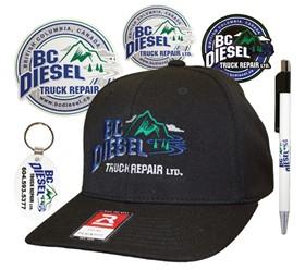 Image pour la catégorie Hats and Misc Items