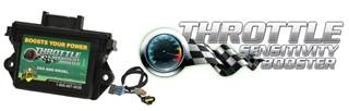 1057734 - BD Throttle Sensitivity Booster - Ford 2005-2010