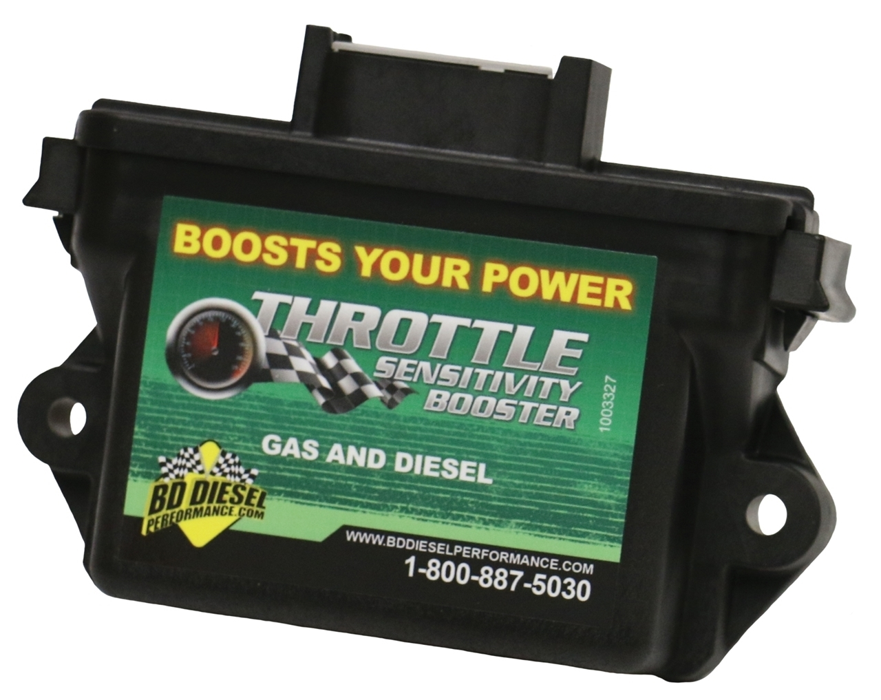 1057734 - BD Throttle Sensitivity Booster - Ford 2005-2010