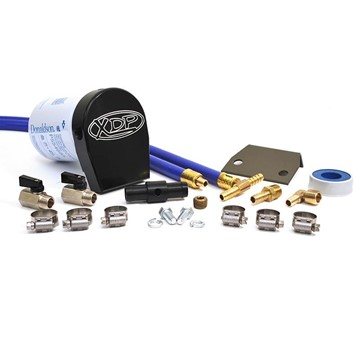 XD177 - XDP's Coolant Filter Kit for your 2008-2010 Ford Powerstroke 6.4L diesel truck