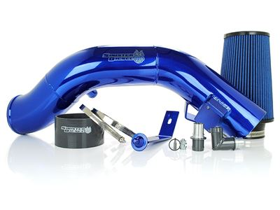 SD-CAI-6.0 - Sinister Diesel Cold Air Intake Kit - Blue - Ford 2003-2007