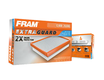 CA10270 - FRAM Replacement Air Filter - Ford 2008 - 2010