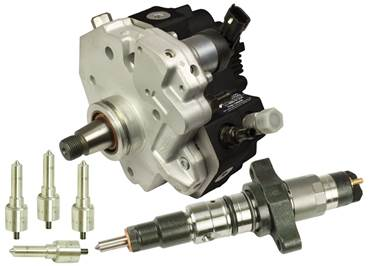 Image de la catégorie Systèmes d'injection de fuel