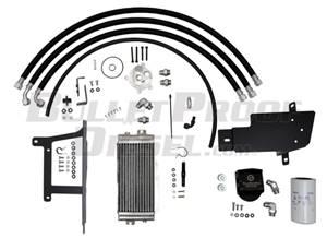 90409000 - Bulletproof Oil Cooler Half-Kit - Ford 2008-2010