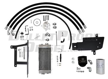 Image de Bulletproof Oil Cooler Half-Kit - Ford 2008-2010