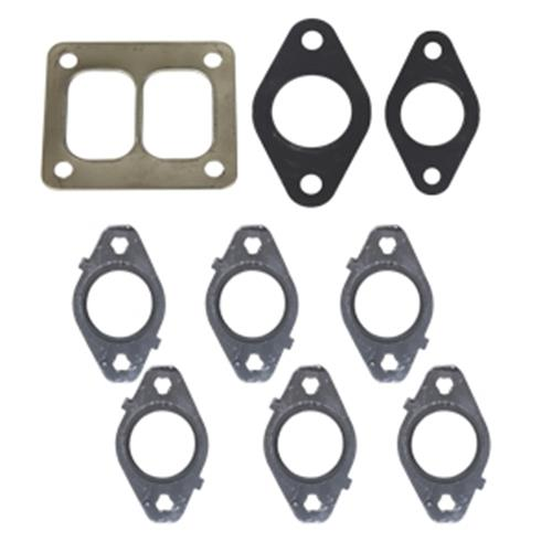 1045992-T4 - BD Exhaust Manifold Gasket Kit (T4 Mounting Flange) - Dodge 2007.5-2018
