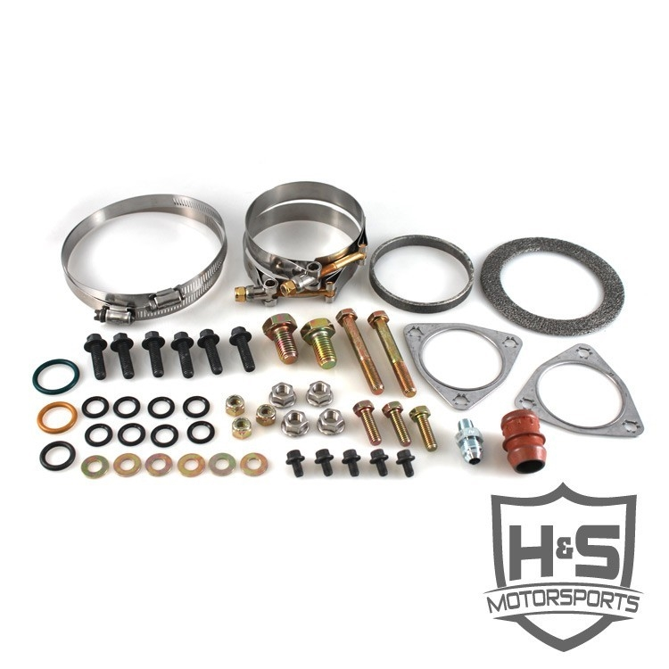 342004 - H&S Motorsports SX-E Single Turbo Kit - Ford 2008-2010