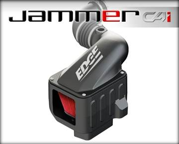 28248 - Edge Jammer Cold Air Intake - Oiled/Washable - GM 2015-2016