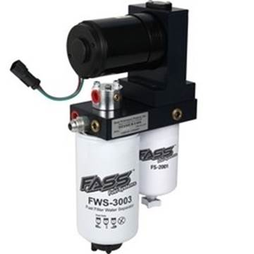 Picture of FASS - Titanium Series Fuel Pump - 95GPH - Ford 2008-2010