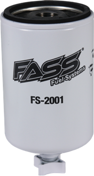 FS-2001 - FASS - Titanium Series Water Seperator Filter Replacement (Blue)