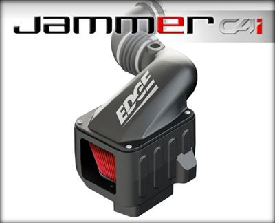 28142 - Edge Jammer Cold Air Intake - Oiled/Washable - GM 2006-2007